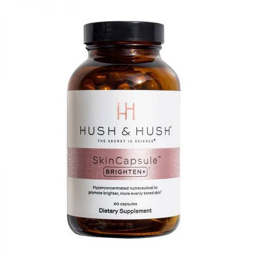 Viên uống sáng da Image Hush & Hush SkinCapsule Brighten+