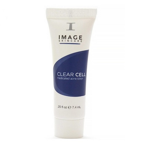 Lotion trị mụn, giảm nhờn Image Clear Cell Medicated Acne Lotion