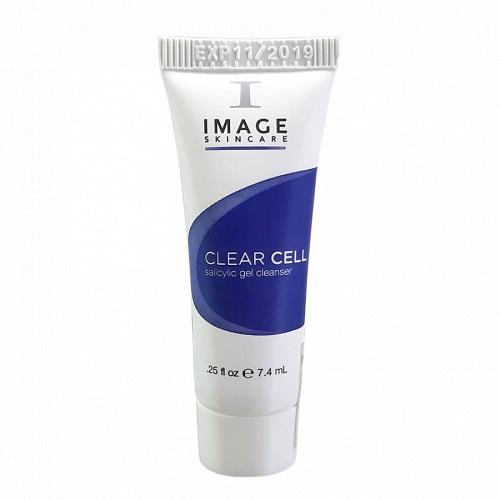 Sữa rửa mặt trị mụn Image Clear Cell Salicylic Gel Cleanser dạng gel