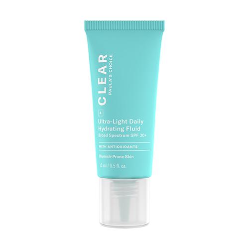 Kem dưỡng da chống nắng Paula's Choice Clear Ultra-Light Daily Fluid SPF 30+ - 15ml