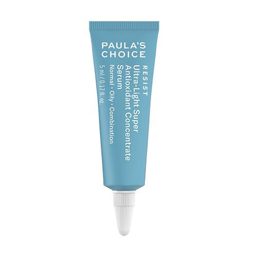 Serum ngăn ngừa lão hóa Paula's Choice Resist Ultra Light Super Antioxidant Concentrate Serum 5ml