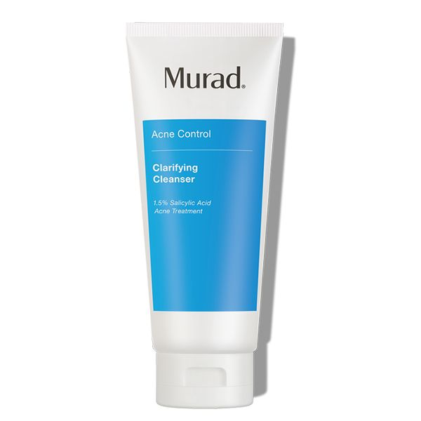 Gel rửa mặt sạch khuẩn dành cho da mụn Murad Clarifying Cleanser 200ml
