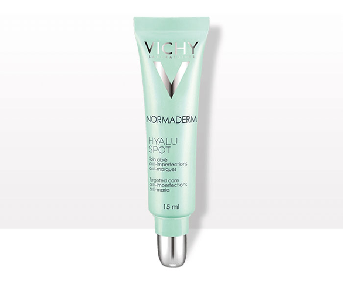 Kem trị mụn Vichy Normaderm Hyaluspot Fast Acting Anti Imperfection Targeted Care