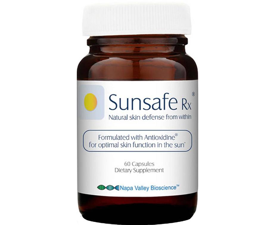 Viên uống chống nắng trắng da Sunsafe Rx