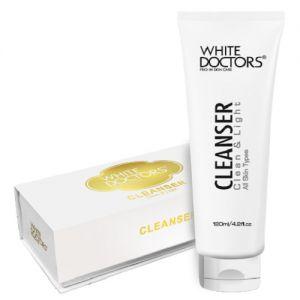 Sữa rửa mặt y học giảm nhờn, se khít lỗ chân lông White Doctors Cleanser 120g