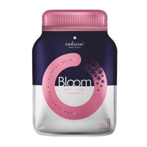 Gummy làm đẹp Collagen SAKURA BLOOM ANTI - AGING COLLAGEN GUMMIES