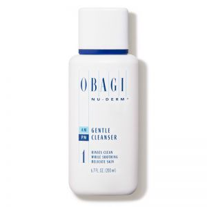 Sữa rữa mặt dưỡng ẩm da Obagi Nuderm Gentle Cleanser